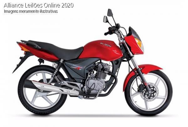 Moto modelo Shineray MVK XY 150 1